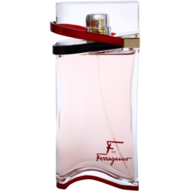 Salvatore Ferragamo F by Ferragamo Eau de Parfum für Damen 90 ml