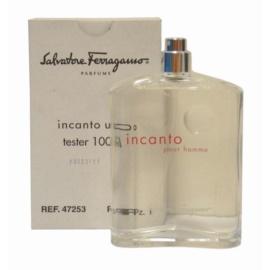 Salvatore Ferragamo Incanto Pour Homme woda toaletowa tester dla mężczyzn 100 ml