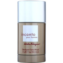 Salvatore Ferragamo Incanto Pour Homme Deodorant Stick for Men 75 ml