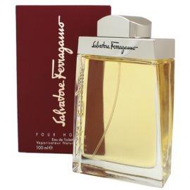 Salvatore Ferragamo Pour Homme Eau de Toilette für Herren 100 ml