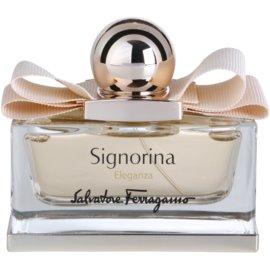 Salvatore Ferragamo Signorina Eleganza Eau de Parfum voor Vrouwen  50 ml