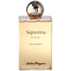 Salvatore Ferragamo Signorina Eleganza sprchový gél pre ženy 200 ml