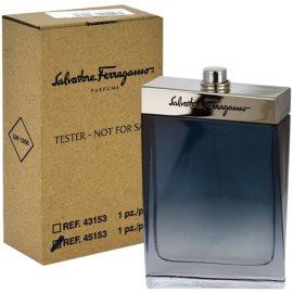 Salvatore Ferragamo Subtil Pour Homme toaletní voda tester pro muže 100 ml