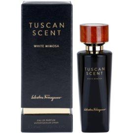 Salvatore Ferragamo Tuscan Scent: White Mimosa eau de parfum unisex 75 ml