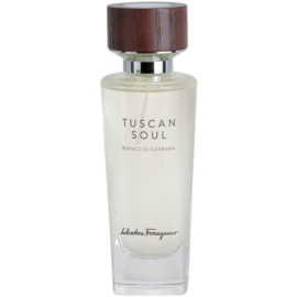 Salvatore Ferragamo Tuscan Soul Quintessential Collection: Bianco Di Carrara Eau de Toilette unisex 75 ml