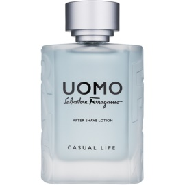 Salvatore Ferragamo Uomo Casual Life After Shave Lotion for Men 100 ml