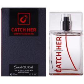 Samourai Catch Her Eau de Toilette für Herren 50 ml