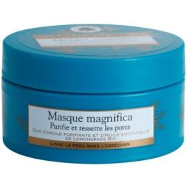 Sanoflore Magnifica čisticí maska pro pleť s nedokonalostmi  100 ml