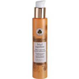 Sanoflore Miel Supreme Visage tápláló szérum az élénk és kisimított arcbőrért  30 ml