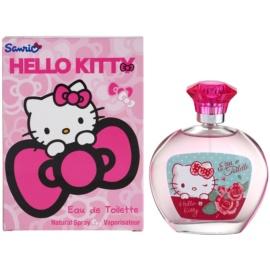 Sanrio Hello Kitty Eau de Toilette pentru copii 100 ml