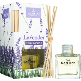 SANTINI Cosmetic Lavender aróma difuzér s náplňou 100 ml