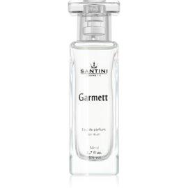 SANTINI Cosmetic Garmett  eau de parfum para homens 50 ml