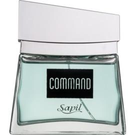 Sapil Command Eau de Toilette for Men 100 ml