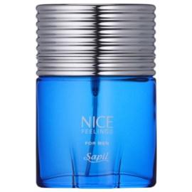 Sapil Nice Feelings toaletní voda pro muže 75 ml