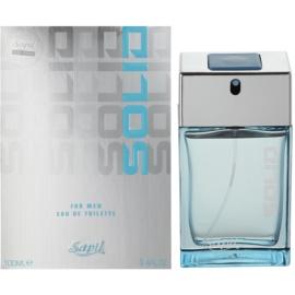Sapil Solid Eau de Toilette für Herren 100 ml