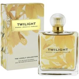 Sarah Jessica Parker Twilight Eau de Parfum voor Vrouwen  30 ml