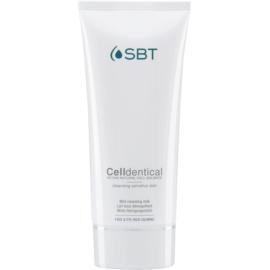 SBT Celldentical čisticí a odličovací mléko bez parfemace  200 ml