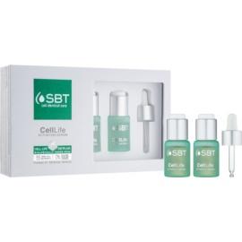 SBT CellLife sérum de activación reafirmante y calmante de la piel para uso diario  2 x 15 ml