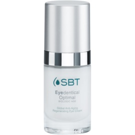 SBT Optimal Eyedentical crema regeneradora para contorno de ojos anti-edad  15 ml