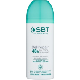 SBT Cellrepair No White or Yellow Marks Roll-On Deodorant  With 48 Hours Efficacy  75 ml