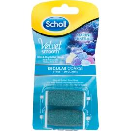 Scholl Velvet Smooth tartalék pengék az elektromos talpreszelőbe  2 db