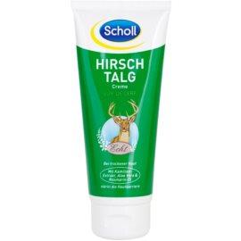 Scholl Hard Skin krém a száraz bőrre gyógynövény kivonattal  100 ml
