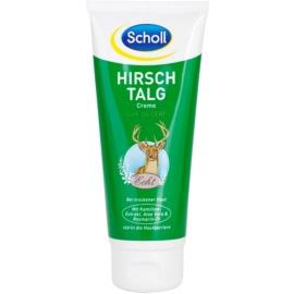 Scholl Hard Skin bylinný krém pro suchou pokožku  100 ml