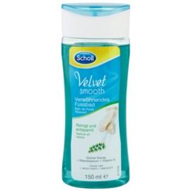 Scholl Velvet Smooth lábfürdető  150 ml