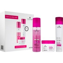 Schwarzkopf Professional BC Bonacure Color Freeze kozmetika szett II.