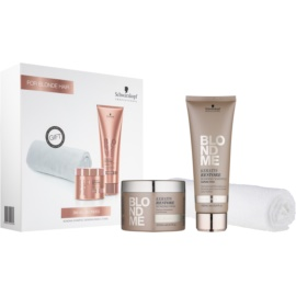 Schwarzkopf Professional Blondme Kosmetik-Set  I.