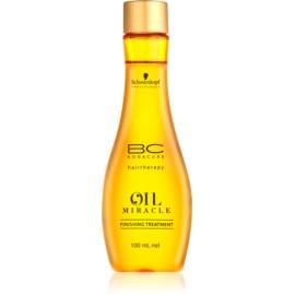 Schwarzkopf Professional BC Bonacure Oil Miracle Argan Oil kuracja do włosów do włosów grubych, suchych  100 ml