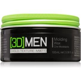 Schwarzkopf Professional [3D] MEN vosek za lase  100 ml