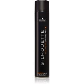 Schwarzkopf Professional Silhouette Super Hold laca de cabelo fixação forte  750 ml
