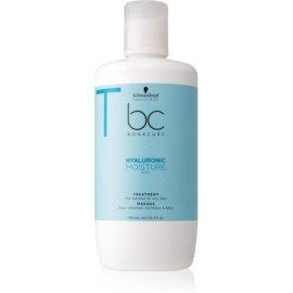 Schwarzkopf Professional BC Bonacure Moisture Kick mascarilla para cabello con ácido hialurónico  750 ml