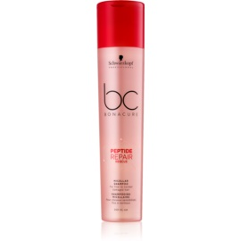 Schwarzkopf Professional BC Bonacure Repair Rescue micelarni šampon  za poškodovane lase  250 ml
