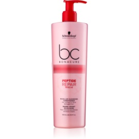 Schwarzkopf Professional BC Bonacure Repair Rescue Micellar Cleansing Condicioner For Damaged Hair  500 ml
