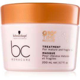 Schwarzkopf Professional BC Bonacure Time Restore Q10 maska pro jemné až normální vlasy  200 ml