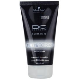 Schwarzkopf Professional BC Bonacure Fibreforce kondicionér pro extrémně poškozené vlasy  150 ml