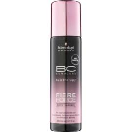 Schwarzkopf Professional BC Bonacure Fibreforce Strengthening Leave-In Care For Damaged Hair  200 ml
