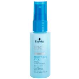 Schwarzkopf Professional BC Bonacure Moisture Kick condicionador em spray  para cabelo normal a seco  50 ml