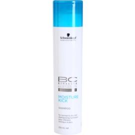 Schwarzkopf Professional BC Bonacure Moisture Kick hydratační šampon pro normální až suché vlasy  250 ml