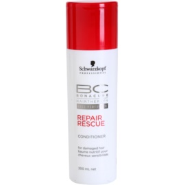 Schwarzkopf Professional BC Bonacure Repair Rescue regeneračný kondicionér pre poškodené vlasy  200 ml