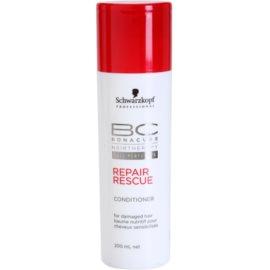 Schwarzkopf Professional BC Bonacure Repair Rescue regenerační kondicionér pro poškozené vlasy  200 ml