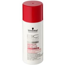 Schwarzkopf Professional BC Bonacure Repair Rescue champô regenerador para cabelo danificado  50 ml