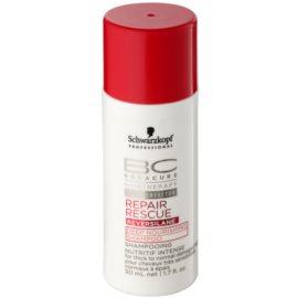 Schwarzkopf Professional BC Bonacure Repair Rescue regenerační šampon pro poškozené vlasy  50 ml