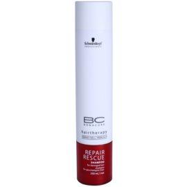 Schwarzkopf Professional BC Bonacure Repair Rescue šampon pro poškozené vlasy  250 ml