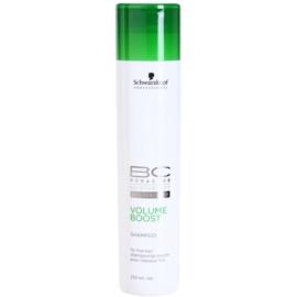 Schwarzkopf Professional BC Bonacure Volume Boost champô para cabelo fino  250 ml