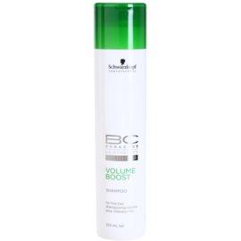 Schwarzkopf Professional BC Bonacure Volume Boost szampon do włosów delikatnych  250 ml
