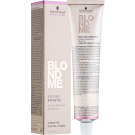Schwarzkopf Professional Blondme tonirana krema za blond lase odtenek T- Strawberry  60 ml
