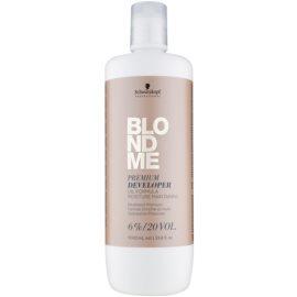 Schwarzkopf Professional Blondme emulsja aktywująca 6 % Vol.20  1000 ml